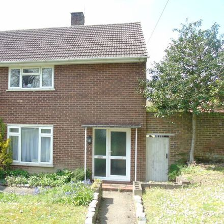 Rent this 3 bed house on Fromond Road in Winchester SO22 6ED, United Kingdom