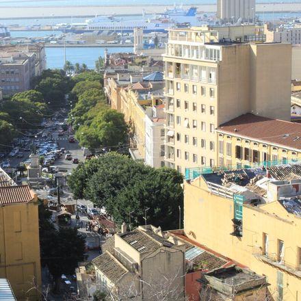 Rent this 1 bed apartment on Largo Carlo Felice in 18, 09124 Cagliari CA