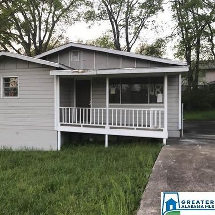 Rent this 2 bed house on 24th Ave NW in Birmingham, AL