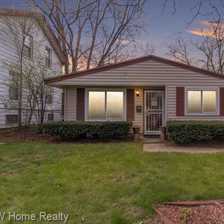 Rent this 3 bed house on 121 West Beverly Avenue in Pontiac, MI 48340