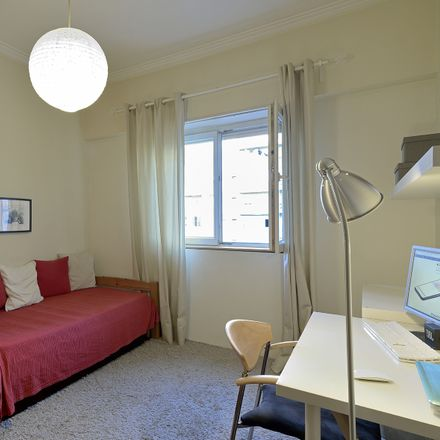 Rent this 1 bed room on R. Francisco Baía 10 in 1500-279 Lisboa, Portugal