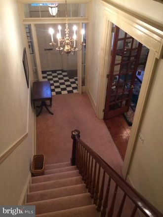 Rent this 3 bed townhouse on 28 West Union Street in Burlington City, NJ 08016