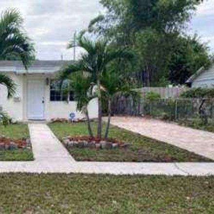 Rent this 3 bed house on 5501 Hobart Avenue in West Palm Beach, FL 33405