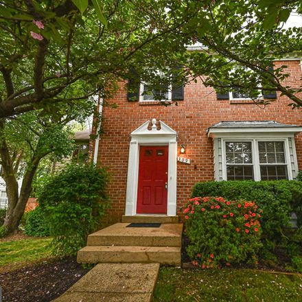 Rent this 3 bed townhouse on 309 Cherry Court in McNair, VA 20170