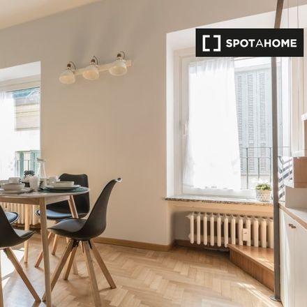 Rent this 1 bed apartment on Via San Simpliciano in 2, 20121 Milan Milan