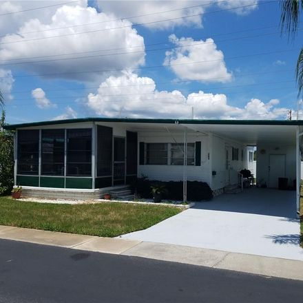 Rent this 2 bed house on 265 Dixie Lane in Tarpon Springs, FL 34689