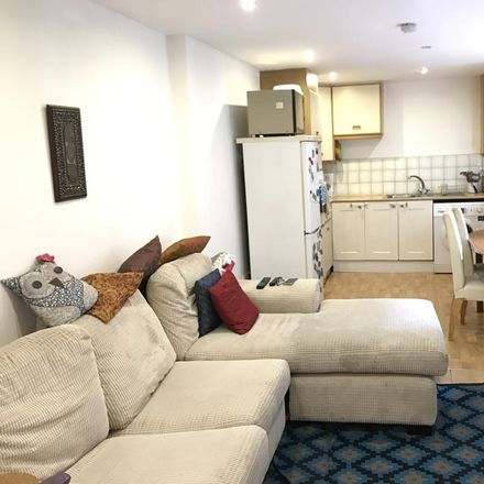Rent this 1 bed apartment on The Muffin Man in Cheniston Gardens, London W8 6TH