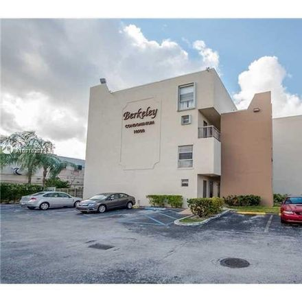 Rent this 2 bed condo on 10900 Southwest 104th Street in Kendall, FL 33176