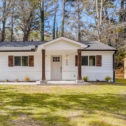 Rent this 3 bed house on Ayrshire Cir NW in Atlanta, GA