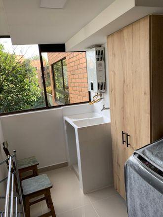 Rent this 4 bed apartment on Comuna 14 - El Poblado in Medellín, Valle de Aburrá