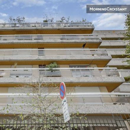 Rent this 1 bed apartment on 16 Rue de La Belle Feuille in 92100 Boulogne-Billancourt, France