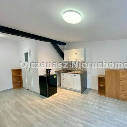 Rent this 1 bed apartment on Dworcowa 58 in 85-009 Bydgoszcz, Poland