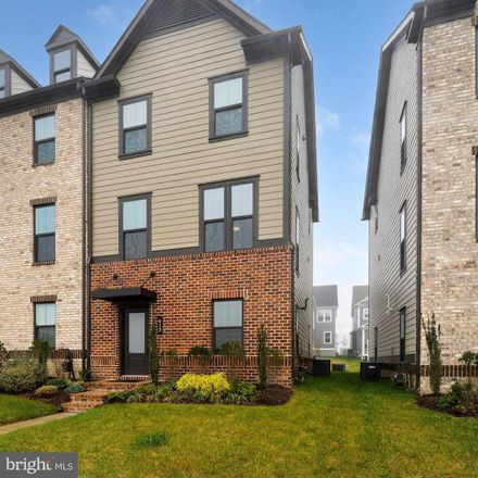Rent this 3 bed townhouse on Colindale Street in Baltimore County, MD 21220