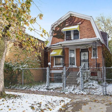 Rent this 3 bed house on 7917 South Lowe Avenue in Chicago, IL 60620