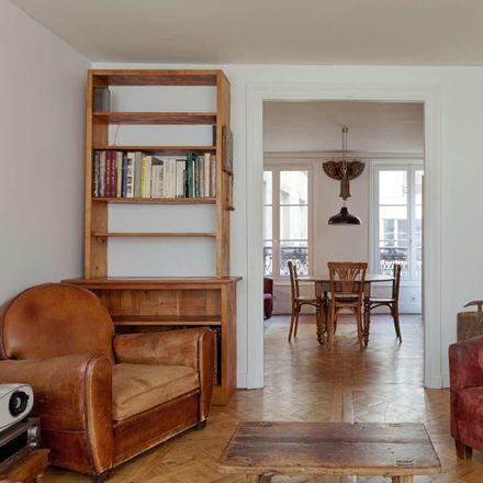 Rent this 3 bed apartment on 34 Rue de l'Échiquier in 75010 Paris, France