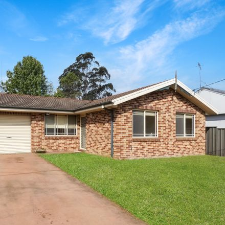 Rent this 3 bed house on 133 Great Western Highway