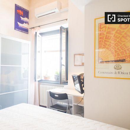Rent this 2 bed apartment on As.So.Di.Pro. Associazione Solidarietà Diritto e Progresso - Sede nazionale in Via Palestro, 78