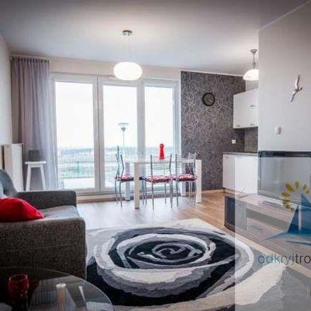 Rent this 2 bed apartment on Królewskie Wzgórze 3 in 80-283 Gdansk, Poland