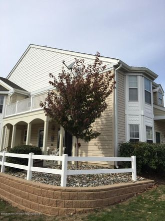 Rent this 2 bed condo on Tulip Lane in Freehold Township, NJ 07728