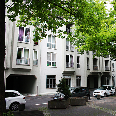 Rent this 1 bed apartment on Weiherstraße 14 in 53111 Bonn, Germany
