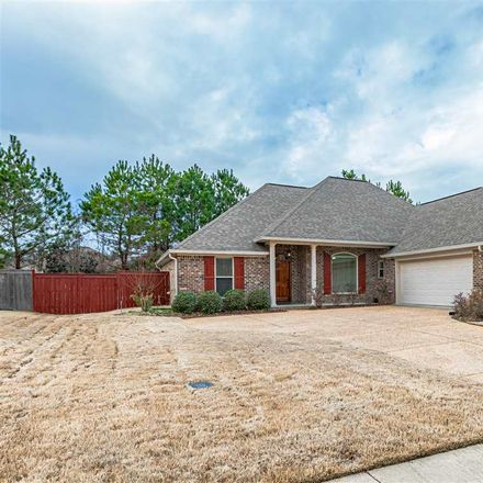 Rent this 3 bed house on Northdale Pl in Brandon, MS