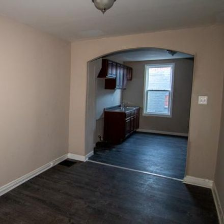 Rent this 3 bed townhouse on 1240 Glyndon Avenue in Baltimore, MD 21223