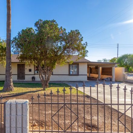 Rent this 3 bed house on 3045 West Roosevelt Street in Phoenix, AZ 85009
