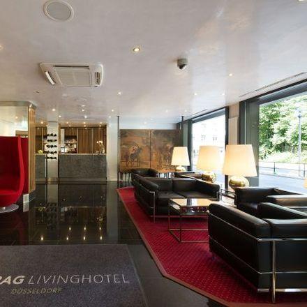 Rent this 1 bed apartment on Kirchfeldstraße 59 in 40217 Dusseldorf, Germany