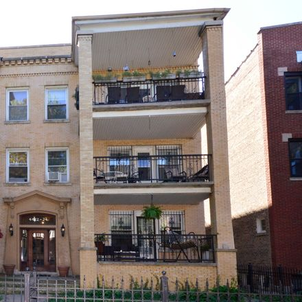 Rent this 2 bed condo on 4422-4424 North Racine Avenue in Chicago, IL 60640
