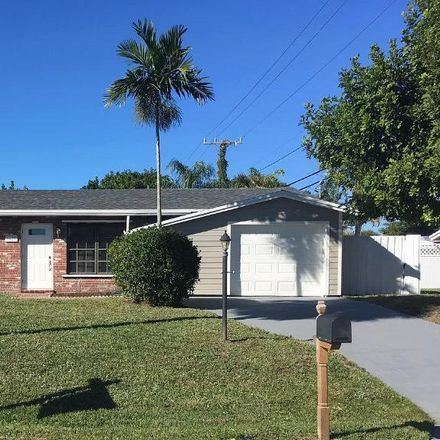 Rent this 3 bed house on Cypress Street in Palm Beach Gardens, FL 33410
