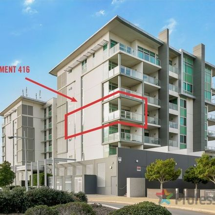 Rent this 1 bed apartment on 416/2-6 Pilla Avenue