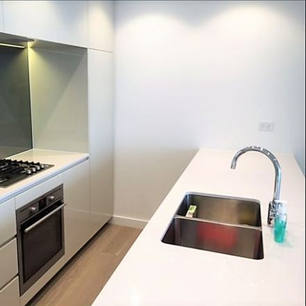 Rent this 1 bed apartment on 2201/10 Atchison St