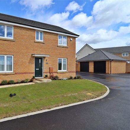 Rent this 4 bed house on Chevry Close in Milton Keynes MK17 8LZ, United Kingdom