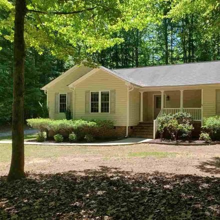 Rent this 3 bed house on 630 Hamecon Place in Orange County, NC 27231