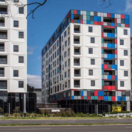 Rent this 1 bed apartment on 505/404 Burwood Highway