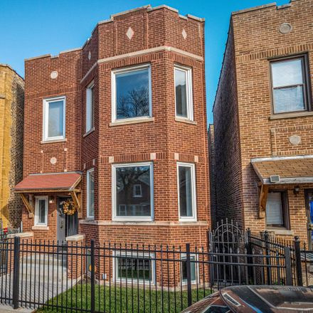 Rent this 8 bed duplex on 3207 South Lituanica Avenue in Chicago, IL 60608