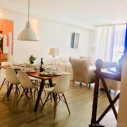 Rent this 1 bed condo on Sunny Isles Beach in FL, US