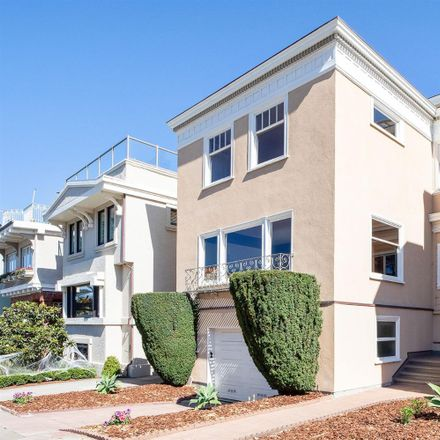 Rent this 6 bed house on 150 32nd Avenue in San Francisco, CA 94121