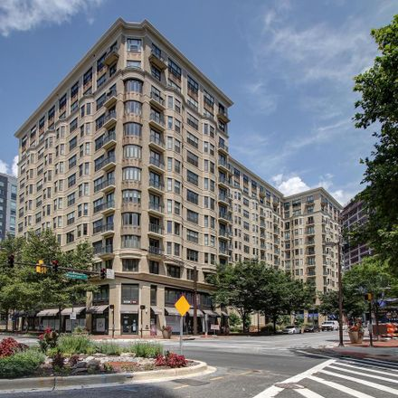 Rent this 2 bed apartment on Lionsgate Condominiums in 7710 Woodmont Avenue, Bethesda