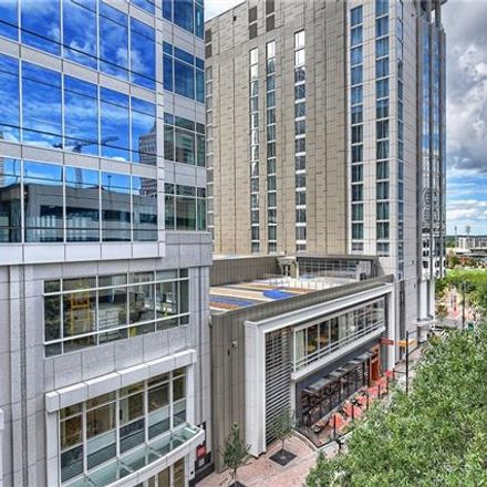 Rent this 2 bed condo on 230 South Tryon Street in Charlotte, NC 28202