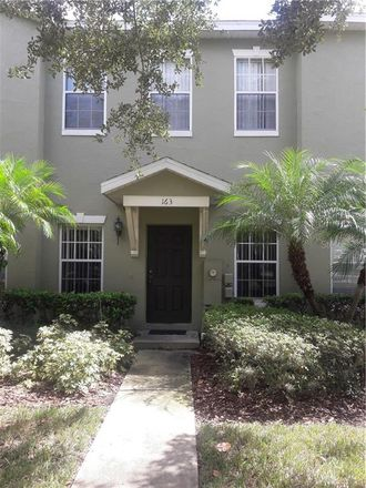 Rent this 2 bed townhouse on 163 Deepcove Road in Winter Garden, FL 34787