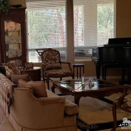 Rent this 3 bed house on 195 Via San Lucia in Rancho Mirage, CA 92270