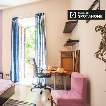 Rent this 3 bed room on Lyrics Audio in Via Fregene, 00183 Rome RM