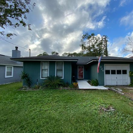 Rent this 3 bed house on 1024 16th Street North in Jacksonville Beach, FL 32250