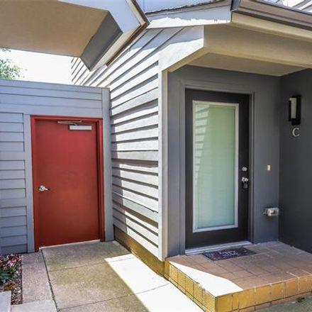 Rent this 1 bed condo on 3321 Oak Grove Avenue in Dallas, TX 75204