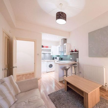 Rent this 1 bed apartment on 19 Stewart Terrace in City of Edinburgh, EH11 1TU
