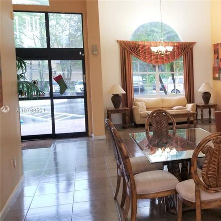 Rent this 1 bed condo on 450 Palm Circle West in Pembroke Pines, FL 33025