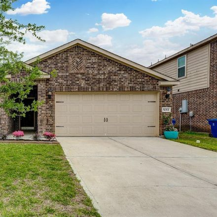 Rent this 3 bed house on 5011 Arbury Hill Lane in Rosenberg, TX 77469