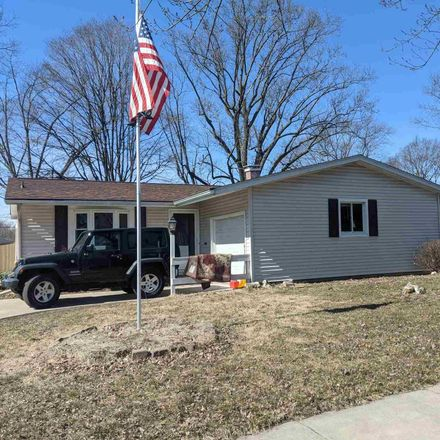 Rent this 3 bed house on 227 Gage Avenue in Elkhart, IN 46516