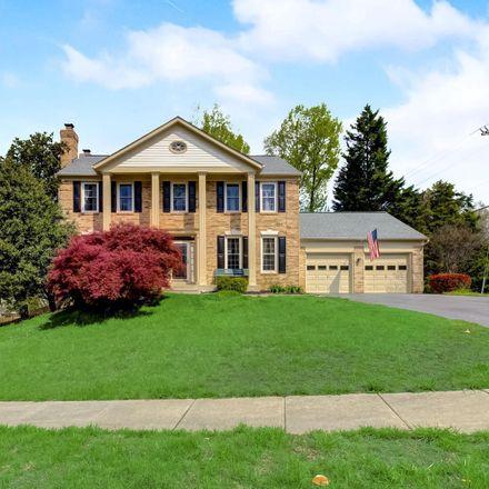 Rent this 5 bed house on 8900 Magnolia Ridge Road in Fairfax County, VA 22039